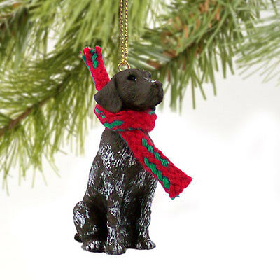 German Shorthair Pointer Dog Tiny One Miniature Christmas Holiday ORNAMENT