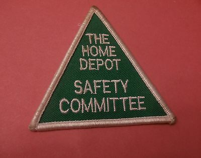 The Home Depot Safety Committee - New Patch