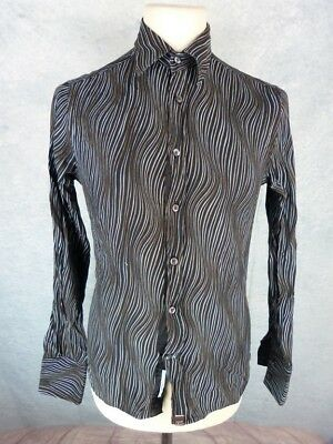 GUESS Chemise Homme Taille S - Manches longues
