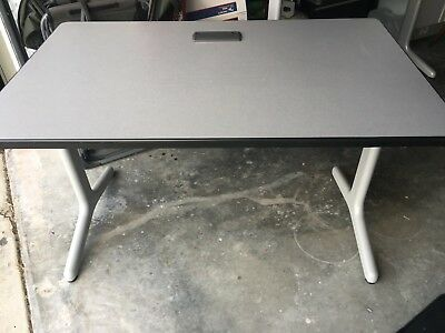 Allsteel Inc. *** 30 X 48 Computer Table *** Excellent Condition