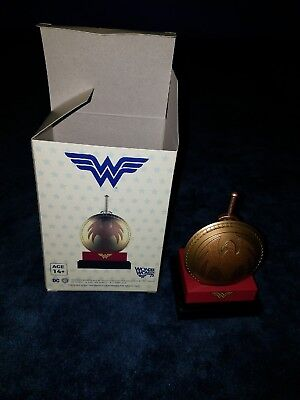 DC World's Finest Collection Exclusive Wonder Woman Sword & Shield Letter opener