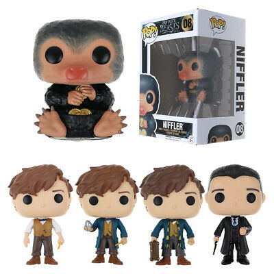 Fantastic Beasts and Where to Find Them Vinyl Figure Toys Gift in Box