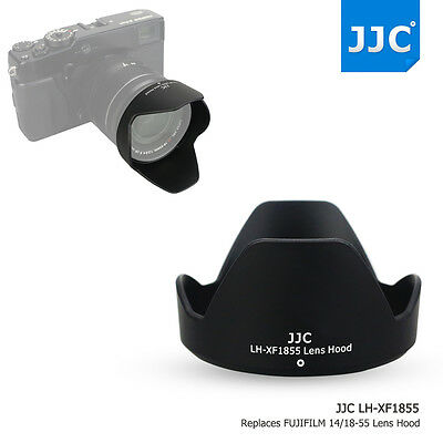 JJC Lens Hood For FUJINON XF14mm F2.8 R / XF18-55mm F2.8-4 R LM OIS as 14/18-55