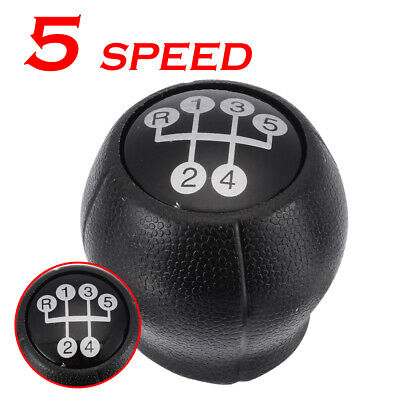 1pc 5 Speed Gear Stick Shift Knob For Opel Vauxhall Corsa B C Vectra B Astra F G