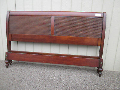 57723 ETHAN ALLEN BRITISH CLASSICS King Sze Bed with Rails