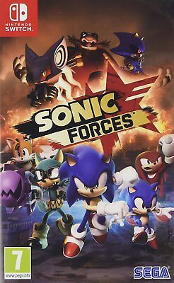 Sonic Forces (Switch)  NEW AND SEALED - IN STOCK - QUICK DISPATCH - NINTENDO