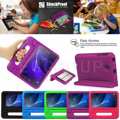 For Samsung Galaxy Tab A 7.0 SM-T280 T285 2016 Kids Safe Shockproof Case Cover