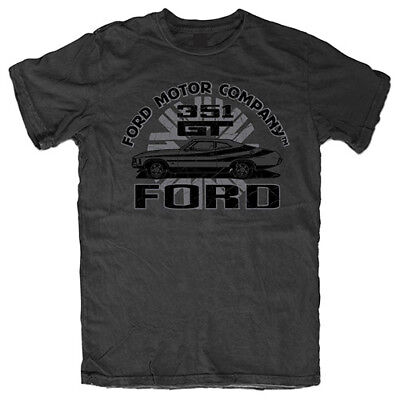 Ford Motor Company 351 GT T Shirt Tee Birthday Christmas Fathers Day Gift