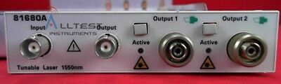 Agilent - Keysight 81680A -072 Tunable Laser Source Module 1460nm to 1580nm