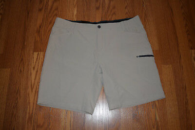 9b88b1222d NEW PATAGONIA CARGO Shorts Men's Sz 31 Stretch Terre Planing ...