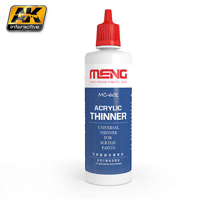 AK-Interactive Universal Thinner for Acrylic Paints 100ml