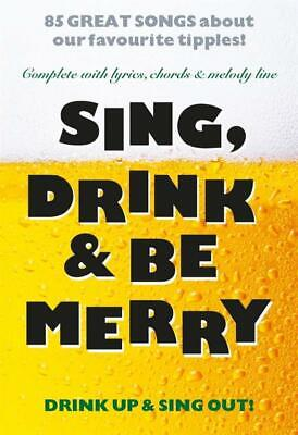 Sing, Drink And Be Merry Melody Line & Chords Sheet Music Mixed Songbook