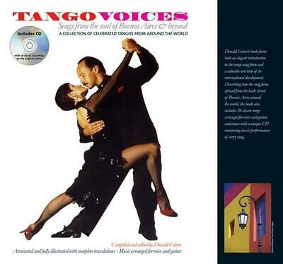 Tango Voices - Songs From The Soul Of Buenos Aires And Beyond (Hardback) Voice,