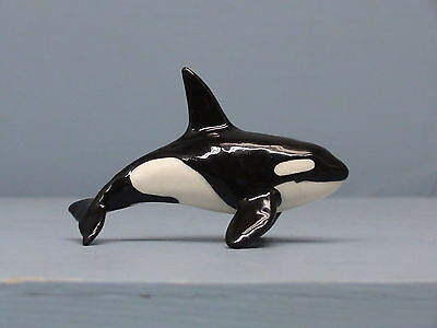 Retired Hagen Renaker Killer Whale Sam