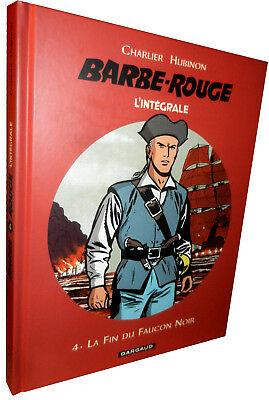Integrale - Dargaud - Barbe-Rouge Int.04 - Charlier / Hubinon