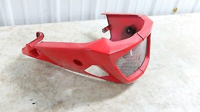 08 Moto Guzzi Norge 1200 front lower bottom cowl fairing cover