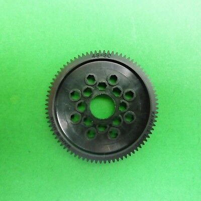 80T 48 pitch 48dp spur gear for 1: 10 RC may suit Sakura Traxxas HPI etc