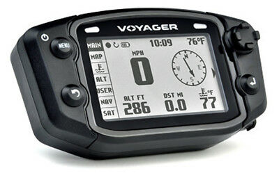 Trail Tech Voyager Gps Speedometer Computer  _912-101