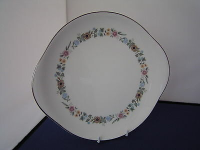 Royal Doulton Pastorale Bread And Butter/cake Plate.