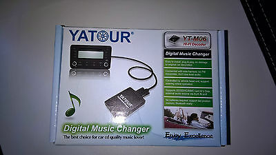 USB SD Adapter MP3 Wechsler Ford Fiesta Focus Galaxy