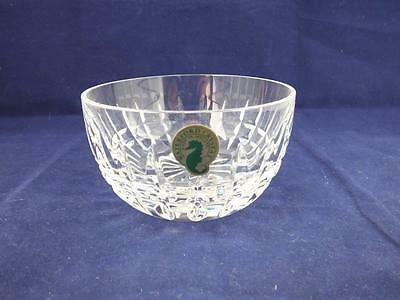Waterford Lead Crystal Glenmore Finger Bowl Made in Ireland.