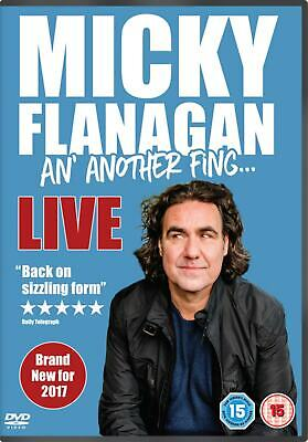 Micky Flanagan An Another Fing Live (Micky Flanagan) New Region 4 DVD