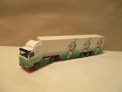 Herpa ----  SZ ----   SEVEN UP    ----    SCANIA
