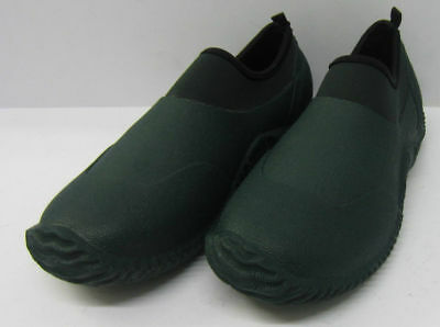 Unisex Green Slip On Garden Welligton Shoes Style - Peat 1