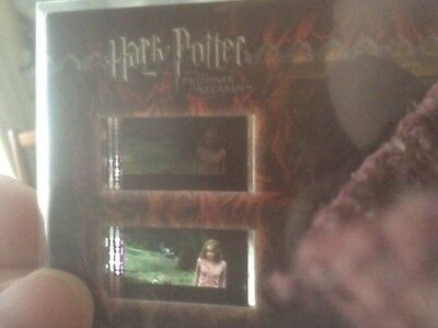 Artbox Harry Potter POA Update Filmcard Cells show Hermione 249/900