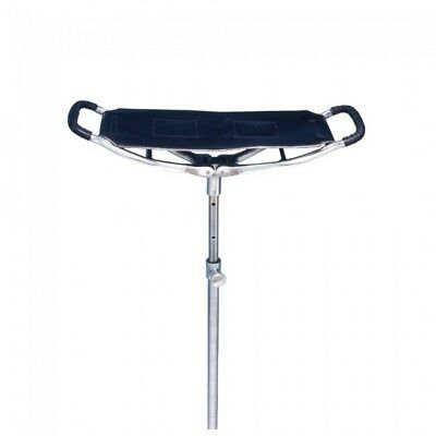 Spectator Golf SEAT STICK Adjustable Walking Cane Chair Outdoor Folding 98458