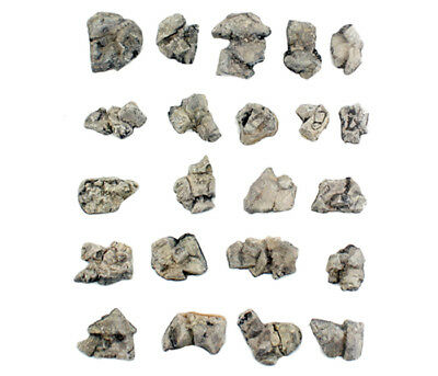 NEW Woodland Scenics C1142 Boulder Ready Rocks *SHIPS FREE*