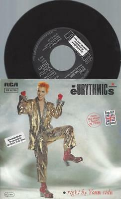"7""  Eurythmics ‎– Right By Your Side"