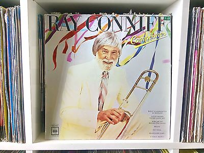 RAY CONNIFF | Campeones | Whats love got to do with it | LP EX MEXICO EDITION