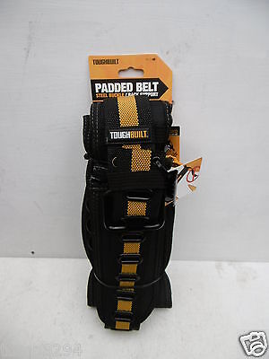 ToughBuilt CT41B Padded Belt with Heavy-Duty Buckle