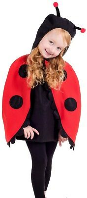 Baby Toddler Boys Girls Lady Bird Animal Book Day Fancy Dress Costume Outfit
