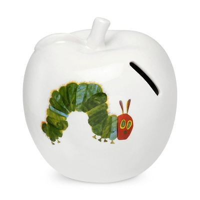 Port meirion - sehr hungrig caterpillarmoney Box - 3d apple