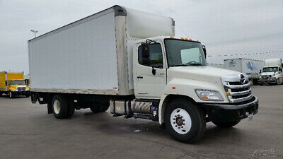 Penske Used Trucks - unit # 619299 - 2012 Hino 268