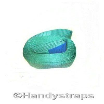 4 Metre x 2 Ton Endless Round Lifting Sling NOT TESTED 2 meter EWL Handy Straps