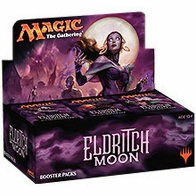 BOX 36 Buste Magic LUNA SPETTRALE - ELDRITCH MOON Nuovo mtg Inglese EMN
