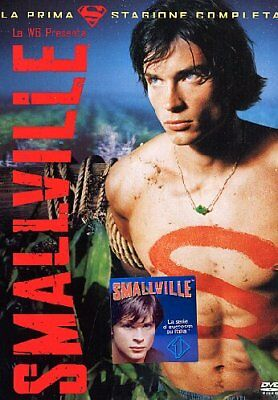 Dvd Smallville - Stagione 01 (6 Dvd)