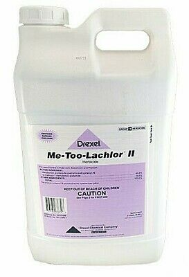 Me-Too-Lachlor II Herbicide - 2.5 Gallons (Replaces Dual II Magnum)