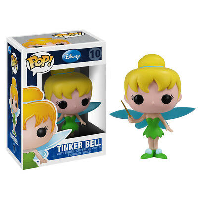 Funko Pop Disney Series 1 - 10 Tinker Bell Campanellino Peter SUBITO DISPONIBILE
