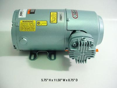 GAST Air Compressor, Manitowoc Beverage Units, PUMP AIR MOTOR ASSY 120/60, NEW