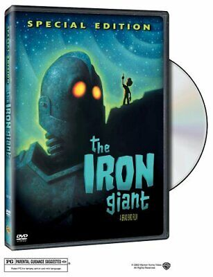 The Iron Giant (Special Edition) [DVD] NEW!