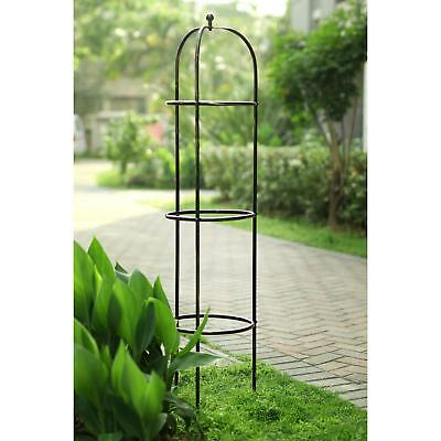 55.9 3 Tier Dome Cast Iron Garden Floor Décor