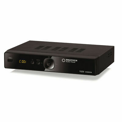 High Definition Set Top Box USB Recording & Playback Quality Component Outputs