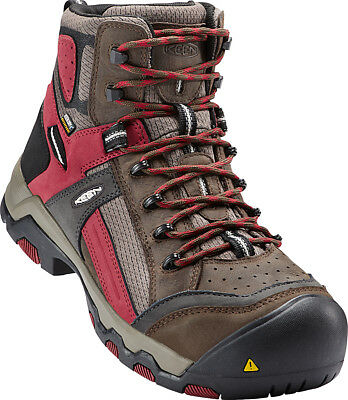 Keen Utility Men's Davenport Mid Composite Toe Work Boots Style 1016157