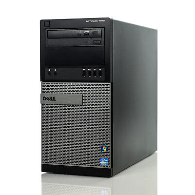 Custom Build Dell Optiplex 7010 MT  i5-3470 3.20GHz Desktop Computer PC