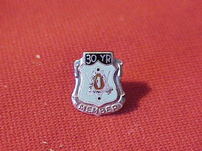 UNITED BROTHERHOOD of CARPENTERS and JOINERS of AMERICA – 30 YEAR MEMBER PIN