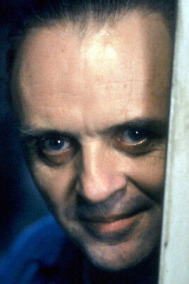 Anthony Hopkins The Silence Of The Lambs 24X36 Poster Print